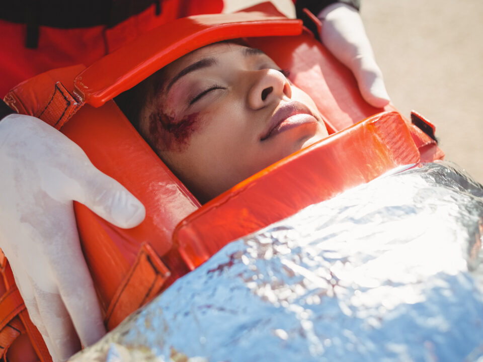 Were You Injured in an Accident With an 18 Wheeler, Large Platform, or Trailer? Common wounds